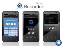 Features: * A hidden recording. * Recording widget * Free secret recording by changing widget icons. * Custom widget icon * Notification icons at the top * Recording can be done under standby mode. * Recording list is only shown by typing the password * Extra storage &Permanent storage of recording files * SMS to start & stop audio recording. * Send multiple files * Supports SD card storage.