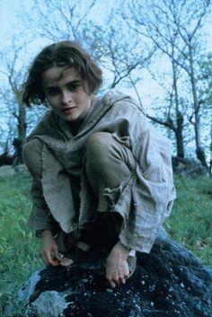 Helena Bonham Carter 1983: Промо фото к фильму «Леди Джейн» Фотограф: Неизвестно