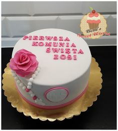 #communioncake #firstcommunioncake #cakeforgirl