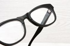 Piano Black Lifestyle Readers Midnight Black eye glasses by Antiqueelse