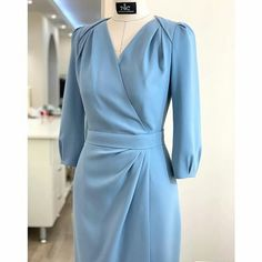 Classy Fashion Tips .Classy Fashion Tips Simple Dresses, Elegant Dresses, Casual Dresses, Short Dresses, Muslim Fashion, Hijab Fashion, Fashion Dresses, Men Fashion, Korean Fashion