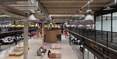 Pin Veredas Arquitetura----- www.veredas.arq.br----- Inspiração  Nova sede do Mercado Livre no Brasil | Galeria da Arquitetura