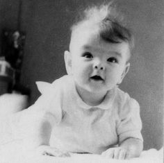 Martha Stewart as a baby! Share your baby photos on Instagram  Twitter with #THX2U.  For each photo, Martha Stewart Living will donate $10 to the @Marc Hirschmann of Dimes