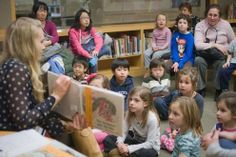 Storytime in Nolen Library New York, NY #Kids #Events