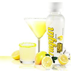 Lemon Drop - Fuggin Vapor E Liquid #vape #vaping #eliquid