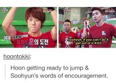 OH Soohyunnie, you have such a nice way with words... (lololol kidding, you're still my lovely leader <3)