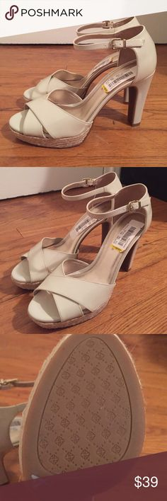 ✨SALE✨ • NWT • ANTONIO MELANI • espadrille heels NWT Antonio Melani espadrille heels. Size 8.5 ANTONIO MELANI Shoes Heels