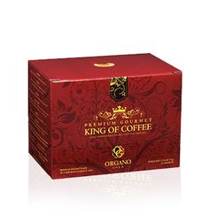 Premium Gourmet King Of Coffee - Organo Gold