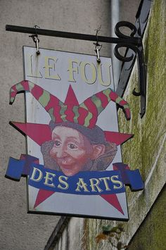 Le Fou (The Jester) Des Arts