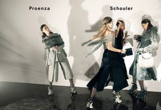 Proenza Schouler Fall/Winter 2015/2016 | The Fashionography
