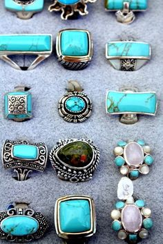 Turquoise, jewelry, love, boho, fashion, style by kendra