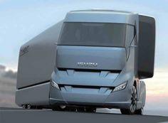 Isuzu concept truck