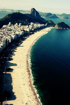 Beautiful Beach , I cant remember where. Possibly Rio?