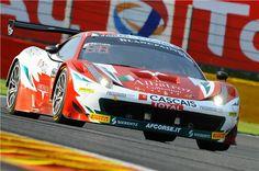 Ferrari Portugal vence 24h de Spa-Francorchamps