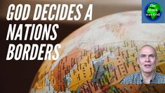 God decides a nations borders Bible Teachings, God, Videos, Dios, Allah, Praise God, The Lord