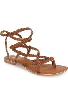 Pin for Later: 24 Leg-Lengthening Shoes You Can Wear All Summer Long  Topshop Hope Braided Sandals ($40)