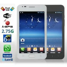 ANDROID NOTE 2 STAR 3G