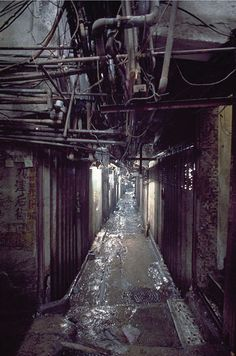 Kowloon Walled City, New Kowloon, Hong Kong