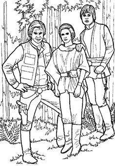 Star wars sabine coloring pages jeux et coloriages for Han solo coloring pages