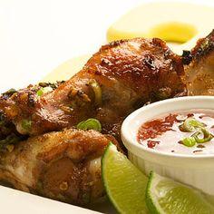 5 Spice Chicken Wings