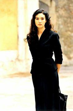 "Monica Bellucci in ""Malena"""