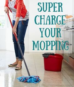 genius essential oil tip #20 (of 31)- there's even a FREE PRINTABLE of all 31 ideas!! -- Love this one! super charge your mopping-- Add a few drops of pine, lemon, or melaleuca (tea tree) essential oil to your mop water. They have powerful disinfectant properties and also leave your room smelling great!