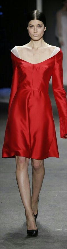 Honor Fall / Winter 2014 RTW  http://www.wwd.com/runway/fall-ready-to-wear-2014/review/honor
