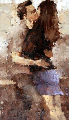 Por amor al arte: Andre Kohn Art Of Love, Fine Art, Beautiful Paintings, Belle Photo, Oeuvre D'art, Creative Art, Painting & Drawing, Art Photography, Street Art