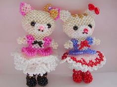 35元包邮 diy饰品配件 散珠 手工串珠大头娃娃米珠材料包 学妹猫-淘宝网全球站