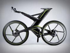 Concept bike  Cannondale-CERV-Priority-Designs