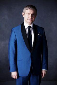 Martin Freeman looking rather natty at the BAFTAs. Possible an Ian Derry shot?