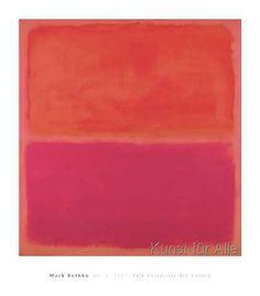 Mark Rothko - No. 3, 1967
