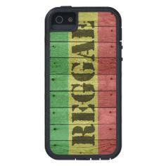 #Reggae iPhone 5 Case.