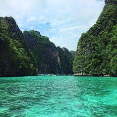 Diving in #pureparadise #phiphi @tuulavintage