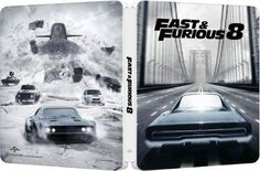 Fast & Furious 8 (Steelbook)