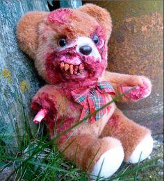 マニアにはたまらない? 血まみれのアンデッド・テディベアが売り出され人気を博している件   IRORIO(イロリオ) - 海外ニュース・国内ニュースで井戸端会議