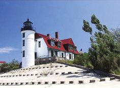 Point Betsie Lighthouse 3071 Pt. Betsie Road 4 mi North of Frankfort Frankfort, MI 49635