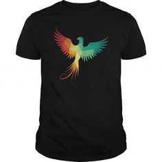 Awesome Tee Phoenix Flying T-Shirts