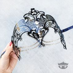 Holiday Special - Take 10% off this mask, coupon available on our fan page. Follow store for info: http://www.etsy.com/shop/4everstore    The most