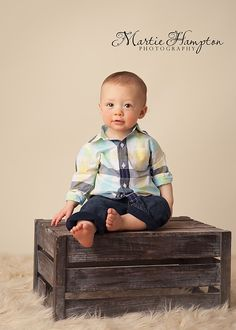 Preston is One!!! - Martie's Photography Blog Martie Hampton Photography boy birthday cake smash portraits pictures pic photos ideas one year old I have been so blessed to get to photograph the journey of this little boy's life so far. I have been photographing him since he was a newborn. It was such a treat to get to capture his one-year-old session. As usual my favorite pictures is first. This is absolutely my favorite image! If you ... [Read more...]