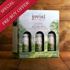 New Harvest Olive Oil (3)-33.8 fl.oz. (1lt)