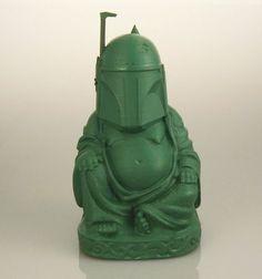 Boba Fett - Buddha #StarWars