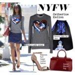 NYFW -Catherine Kallon