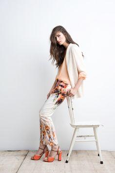 Summum Woman Spring 2014 Lookbook