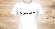 """Stunner"" Women's tee Top Tee Shirts 2017  Best Selling Design"