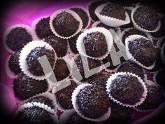 Τα λιλά της Λίλας: ΤΡΟΥΦΑΚΙΑ ΤΑ ΥΠΕΡΟΧΑ Greek Recipes, Muffin, Sweets, Candy, Breakfast, Desserts, Blog, Chocolates, Sweet Pastries