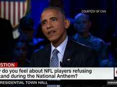 *INC*NEWS: Obama Comments on National Anthem Protests