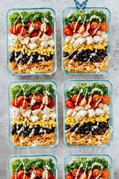 carefullybifunow Meal Prep Southwest Chicken Burrito Bowls - Jar Of Lemons -  Lose weight & stay on budget with these healthy recipes for weight loss! Meal prep these healthy lu - #bowls #BudgetRecipes #burrito #chicken #CleanEatingMeals #HealthyMeals #Jar #lemons #Meal #Prep #southwest<br> Weight Loss Meals, Healthy Recipes For Weight Loss, Health Recipes, Good Healthy Recipes, Healthy Meal Options, Meal Prep Weight Gain, Delicious Healthy Food, Meals For Weight Loss, Healthy Food To Lose Weight