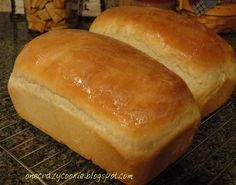 As most of you know I have been working on converting my family to wheat bread for awhile and they are now getting used to it, but when the ...