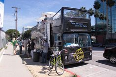 "Food Truck | Worldfare food truck, which bills itself as a ""bustaurant"" with ..."